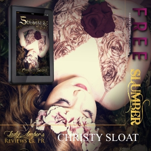 Book Banner - 6 -  Christy Sloat (Slumber blitz)