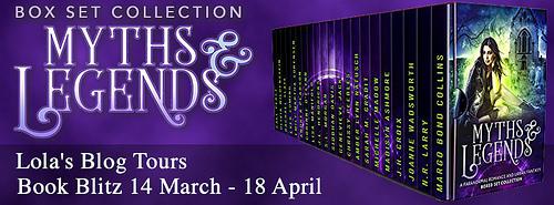 Myths & Legends banner