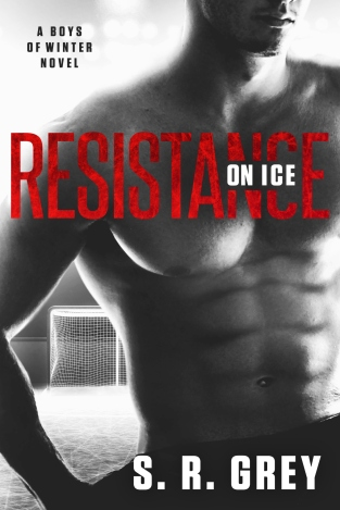 Resistance on Ice Ebook Cover