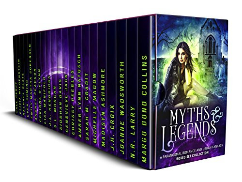 Myths & Legends boxed set cover