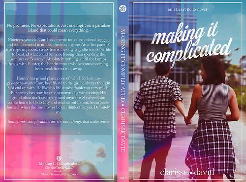 Making it Complicated full wrap