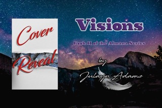Visions - Cover Reveal Feature Image