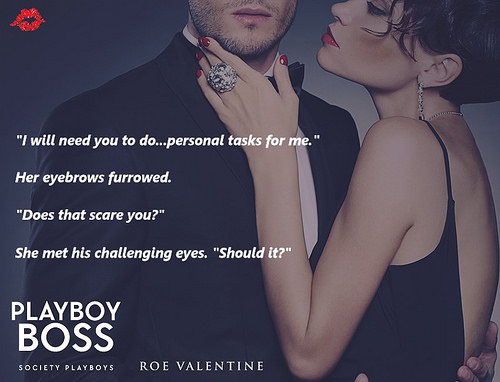 Playboy Boss teaser 2