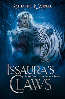 Issaura's Claws by Katharine E. Wibell