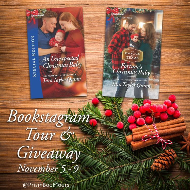 Banner - TTQ Christmas Bookstagram