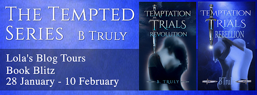 The Tempted Series banner