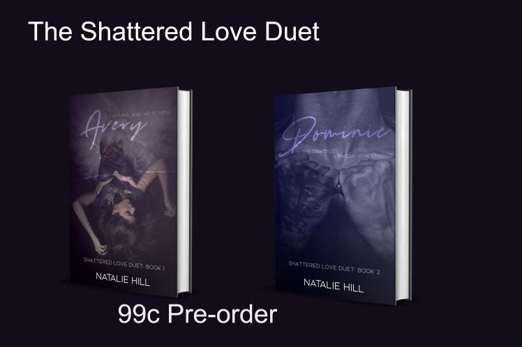 Shattered Love Pre-order