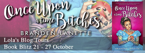 Once Upon a Time Bitches banner