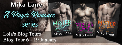 A Player Romance series banner