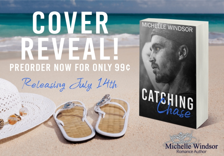 Catching chase cover reveal