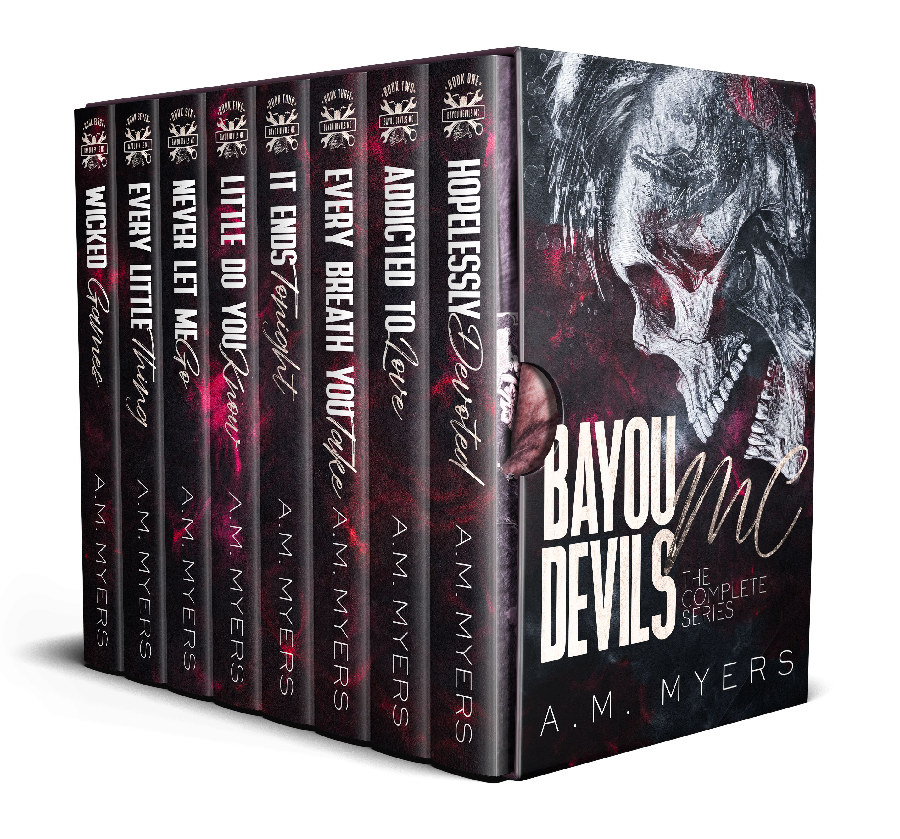 BDMC- Complete series 3D Cover