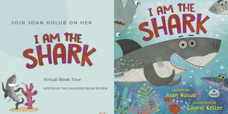 I Am the Shark by Joan Holub Awareness Tour