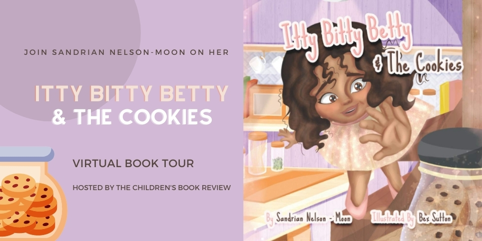 Itty Bitty Betty and the Cookies Awareness Tour Header V2
