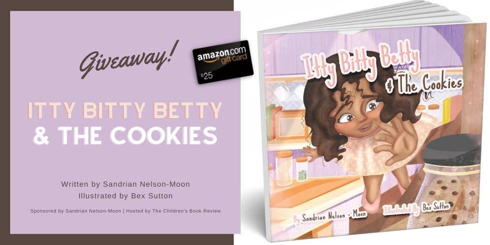 Itty Bitty Betty and the Cookies Giveaway V2
