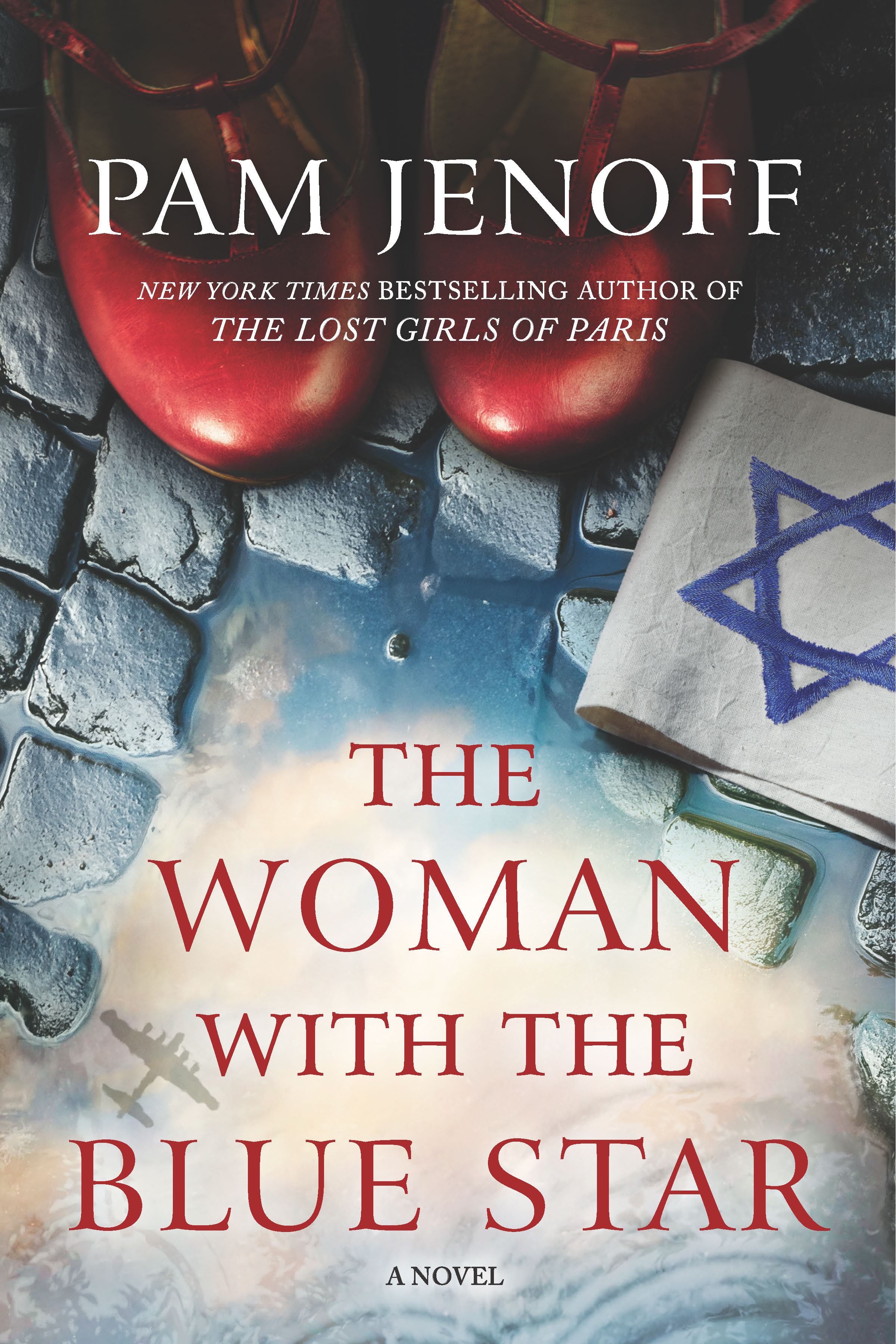 The Woman with the Blue Star cover - FINAL