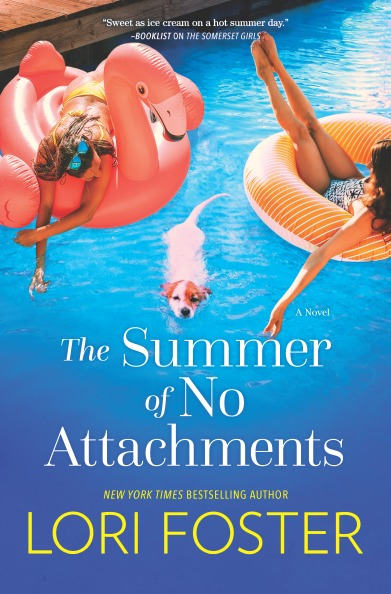 The Summer of No Attachments 9781335503183_LHC_prd